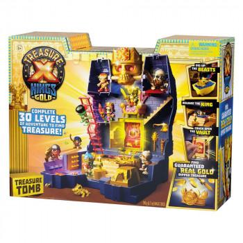 Treasure X Hrobka