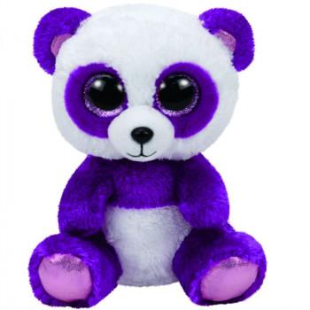 TY Beanie Boos BOOM BOOM plyšová panda 24 cm