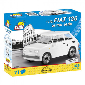 Fiat 126 prima serie, 1:35, 71 k