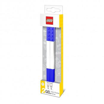 LEGO Gelové pero, modré - 2 ks
