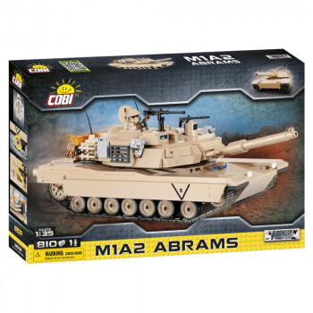 COBI 2619 Armed Forces Tank M1A2 ABRAMS