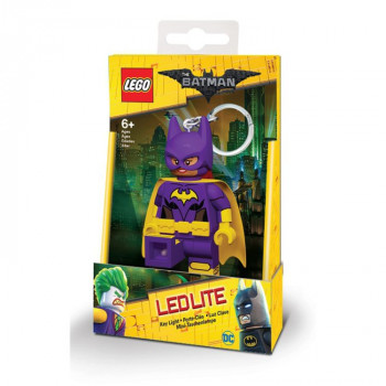 LEGO Batman Movie Batgirl svítící figurka