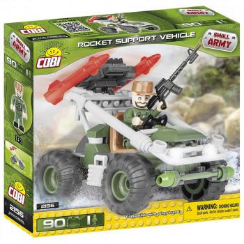 Cobi Malá armáda 2156 Podpůrné raketové vozidlo