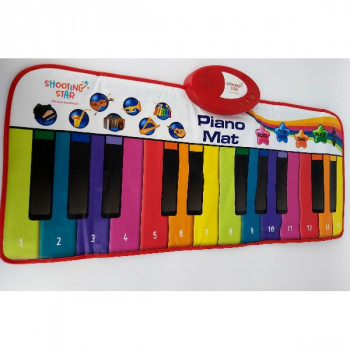 Mini Piano hrací podložka