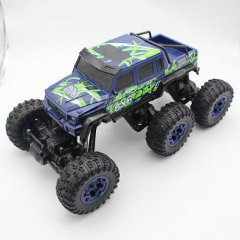 1:8 6Wd Truck Green RC
