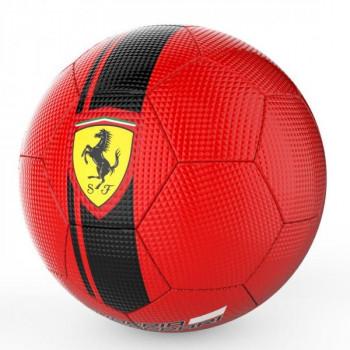 Hamleys Fotbalový míč Ferrari - červený s pruhem