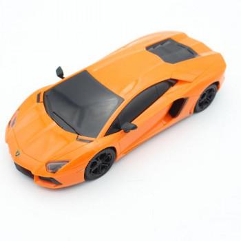 Hamleys 27MHz Lamborghini Orange RC - auto na dálkové ovládá