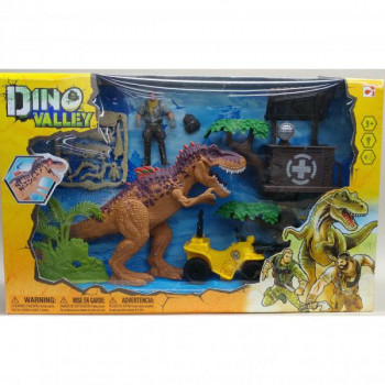 Dino Valley - Dinosauří Set