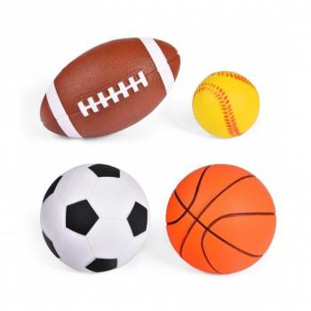 Hamleys Mini sportovní pěnové míče