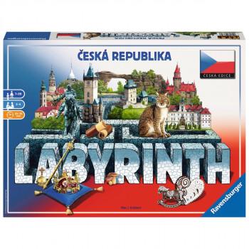 Hra Ravensburger Labyrinth Česká republika