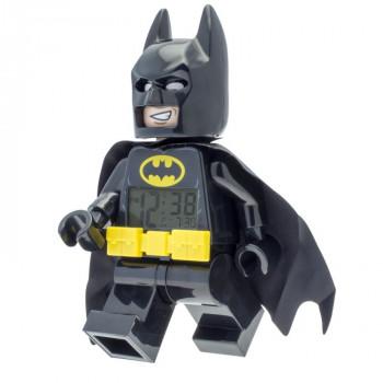LEGO Batman Movie hodiny Batman - hodiny s budíkem