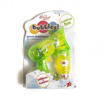 Hamleys bublifuk Bubbleator zelený