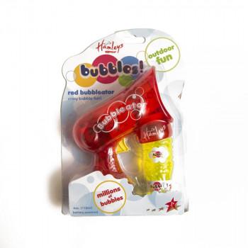 Hamleys bublifuk Bubbleator červený