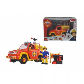 Požárník Sam Hasičské auto Venuše 19 cm s figurkou