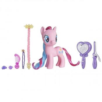 Hasbro My Little Pony MLP Magický vlasový salon Pinkie Pie