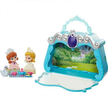Disney Princezna Sofie První Pohádkový kufřík Čajový dýcháne