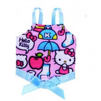 Mattel Barbie Hello Kitty Tématické oblečky FLP41