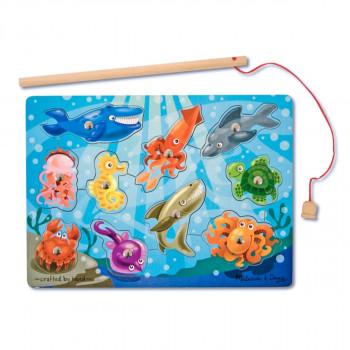 Magnetická hra - Mořský svět