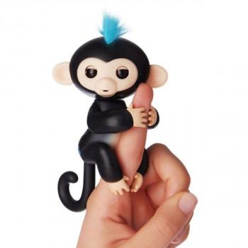 Fingerlings Opička Finn černá