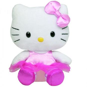 TY Beanie Babies plyšová Hello Kitty balerína 15cm