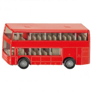 Siku Blister 1321 Autobus dvoupatrový