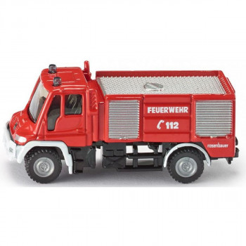 Siku Blister požární vozidlo Unimog 1:87