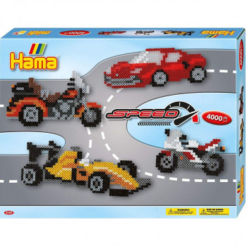 Hama H3149 Velká dárková sada Formule Midi