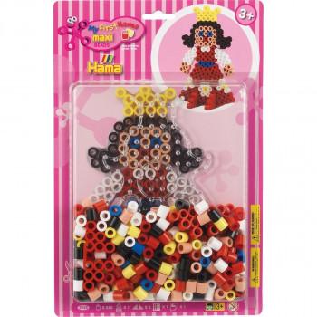 Hama H8928 Korálkový set Princezna Maxi