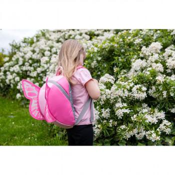 Little Life Animal Batoh pro předškolní, 6l, motýl