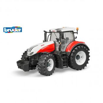 Bruder 3180 Traktor Steyr 6300 Temus CVT