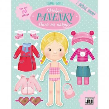 Jiri Models Oblékací panenky Na nákupech