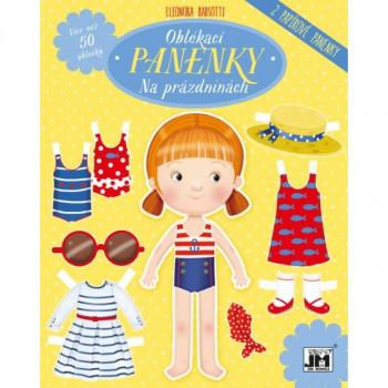 Jiri Models Oblékací panenky Na prázdninách