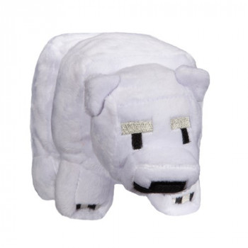 Minecraft 19cm Baby Polar Bear