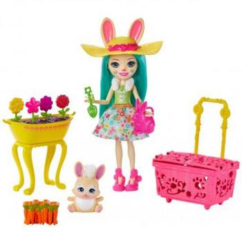 Mattel Enchantimals na zahrádce