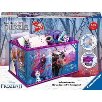 Ravensburger 3D puzzle Úložná krabice Disney Ledové královst