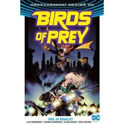 Birds of Prey 1: Kdo je Oracle