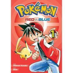 Pokémon - Red a Blue 1