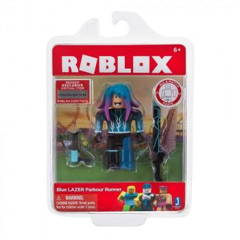 Roblox Figurka Blue Lazer Parkour Runner