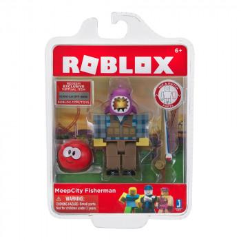 Roblox Figurka Meepcity Fisherman
