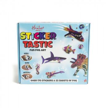 Hamleys Sticker Tastic kreativní sada nálepek