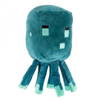 Minecraft Earth Glow Squid Plush