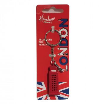 Telefonní budka na klíče