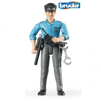 Bruder 60050 Figurka Policista s příslušenstvím