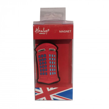 Hamleys Telefonní budka magnet