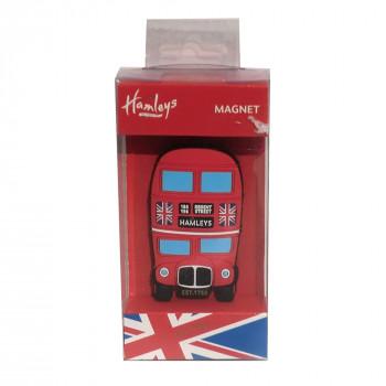 Hamleys Londýnský autobus magnet