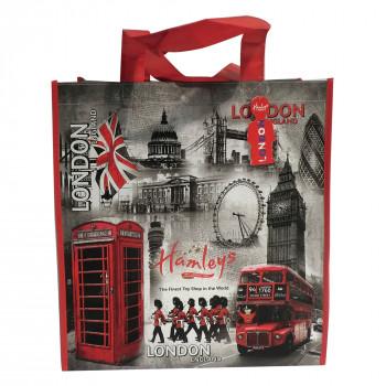 Nákupní taška s motivy Londýna