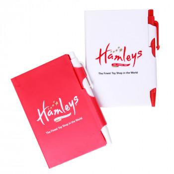 Hamleys Retro deníček s propiskou