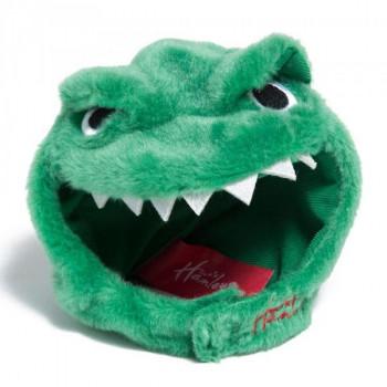 Čepice na Hamleys méďu - dinosaurus