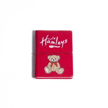 Hamleys Mini zápisník - medvídek