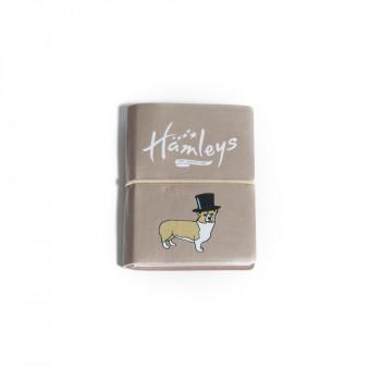 Hamleys Mini zápisník - Corgi